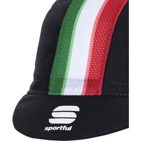 Sportful Italia Casquette, black